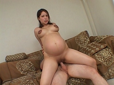Pregnant and Fucked bizarre fetishes video