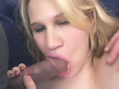 Nasty preggy Blonde Banged